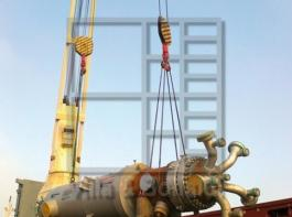 Special design secondary reformer waste heat boiler with exotic materials for an ammonia plant in Brazil
